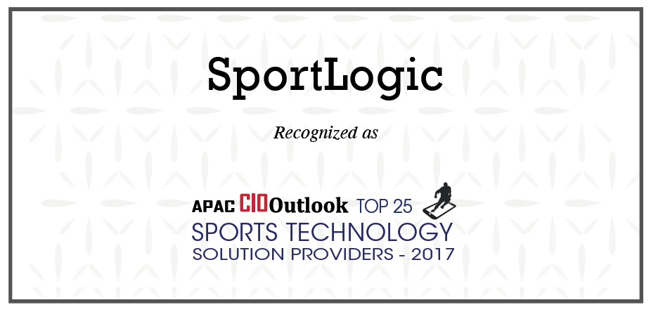 SportLogic is an Award Winning Company